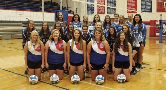 2017 Volleyball