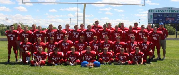 2017 Junior High Football