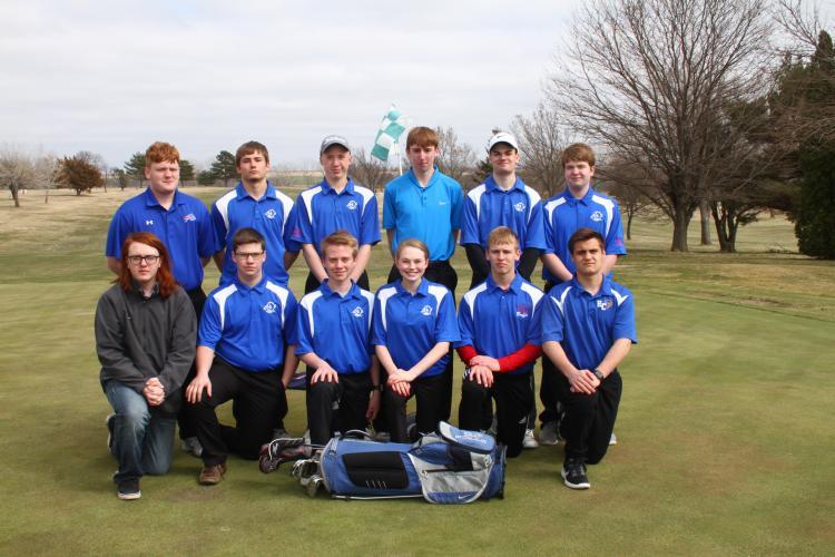 2018 Golfers