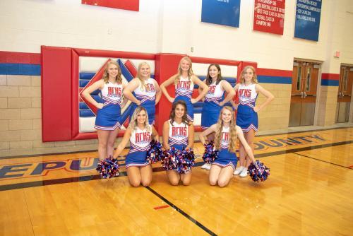 2019 Cheerleading
