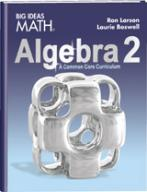 Algebra 2 Assignments
