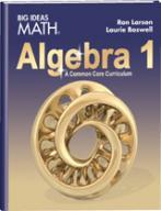 Algebra I B Assignments