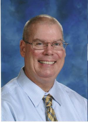Steve Lisbony, Director of Child Nutrition