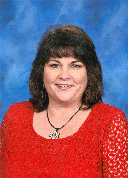 Superintendent, Stacey Brister