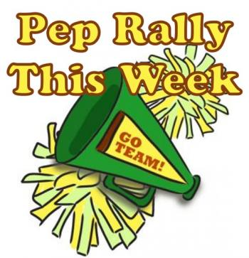 Pep Rally This Week!