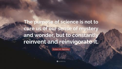 science quote