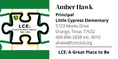 LCE_Amber Hawk Contact
