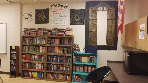 Our Classroom Library