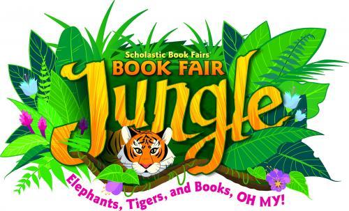 Book Fair Jungle Logo