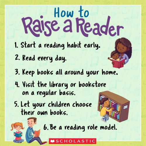 How to Raise a Reader