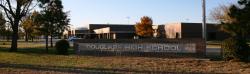 Landscape View facing Douglass High School