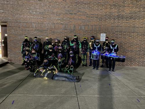 2020-2021 Douglass High School Band Night Show
