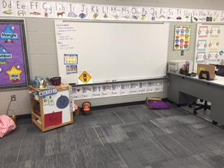 Learning area