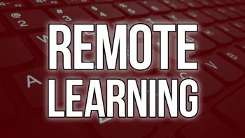 Remote Learners: Completed Work is Due