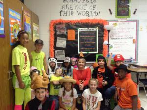 Crazy Hat/Sock Day!