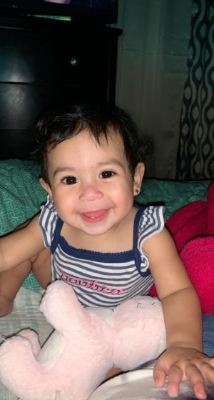 My daughter Solari!