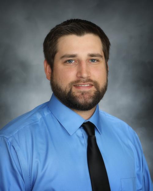 Samuel Hollenshead Secondary Teacher of the Year