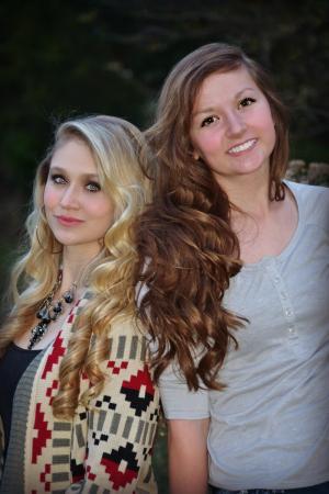 My beautiful daughters!