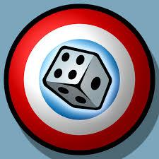 Five Dice Math Game app