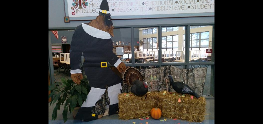 Happy Thanksgiving from ESMS