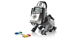 EV3 puppy robot