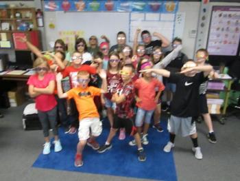 3rd Grade Super Heroes
