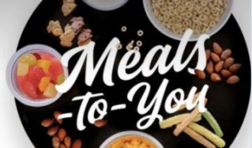 meals to you