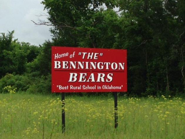 Welcome to Bennington Public School