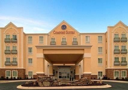 An Image showing Comfort Suites