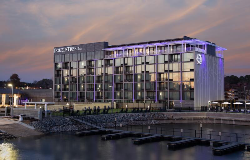 An image showing DoubleTree by Hilton