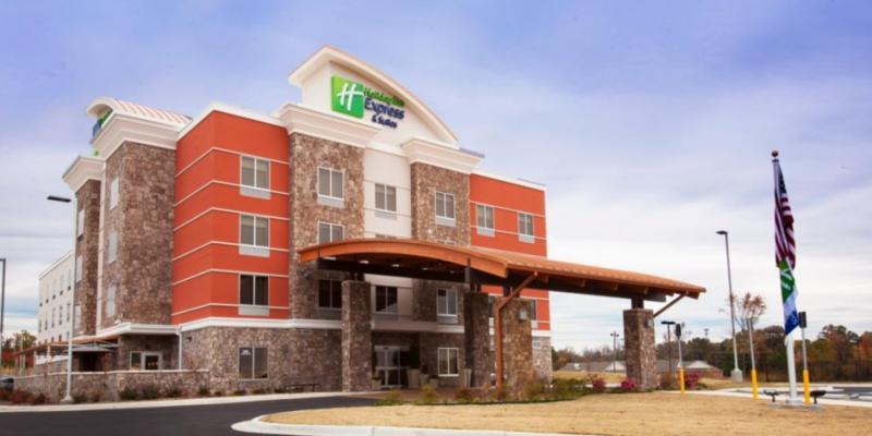 An image showing Holiday Inn Express & Suites