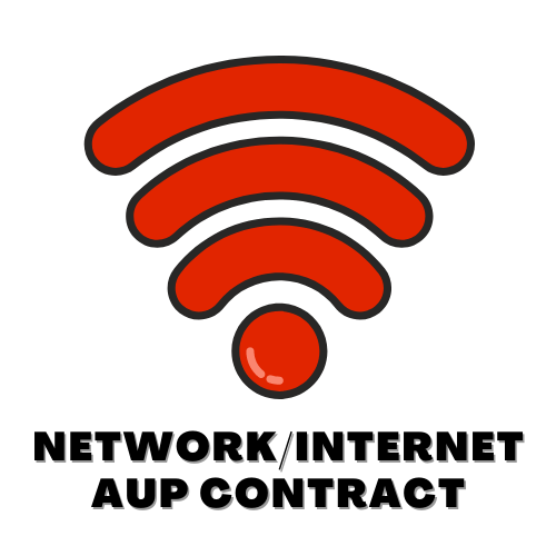 Network/Internet AUP Contract