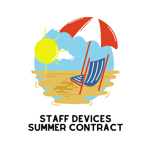Staff Devices Summer Contract