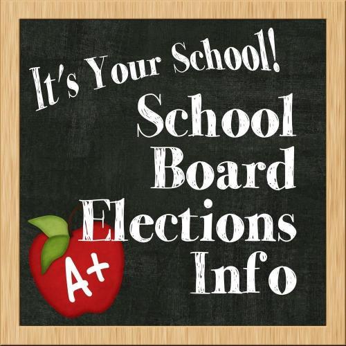School Board Electon Info