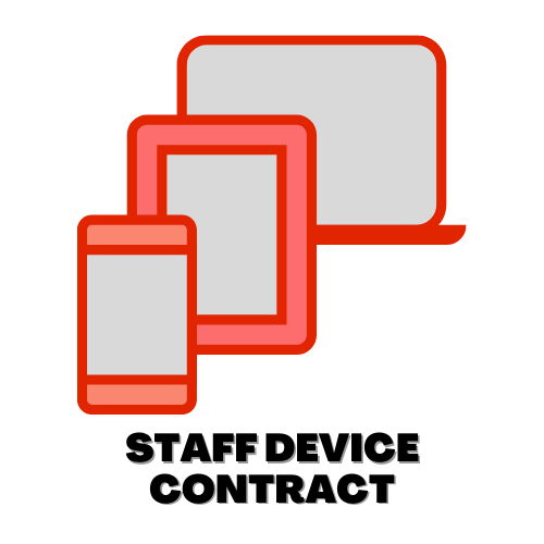 Staff Device Contract
