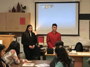 8th Grade Orientation FCCLA Presentation 2018