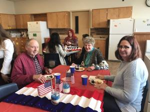 Veteran's Day Hospitality Room 2017
