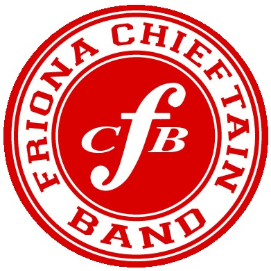 Friona Chieftain Band Bandge