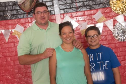 Eric, Me, and Caleb