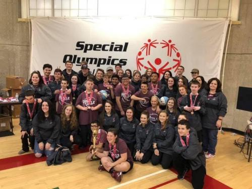 Special Olympics Winter Champs