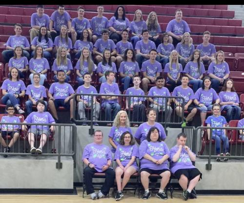 Special Olympics Team 2018