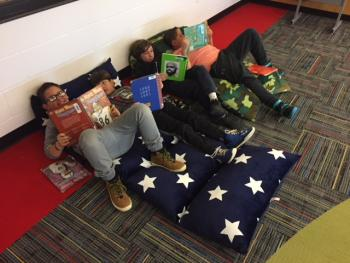 flex seating library