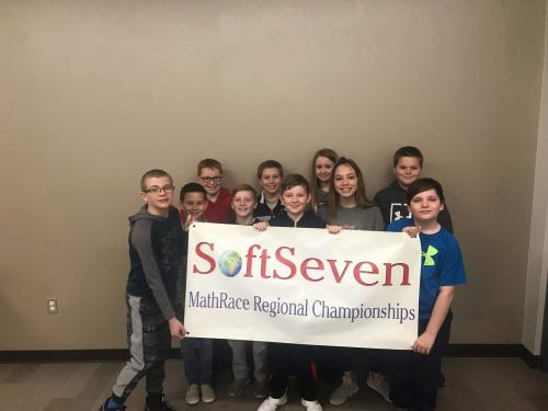 Soft Seven Regional qualifiers boys and girls
