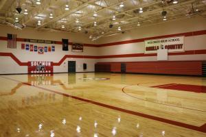 Highschool Gym