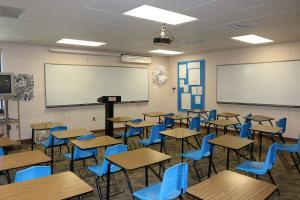 Highschool Classroom