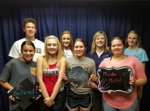 Summer leadership Seminar- Escape Room