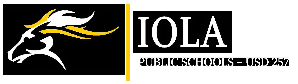 USD 257 Iola Public Schools Logo