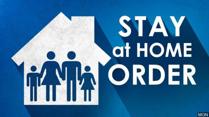 Stay-at-home order by KS Gov. Laura Kelly
