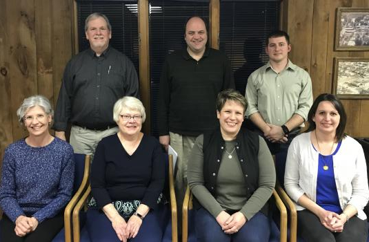 Board Members 17-18
