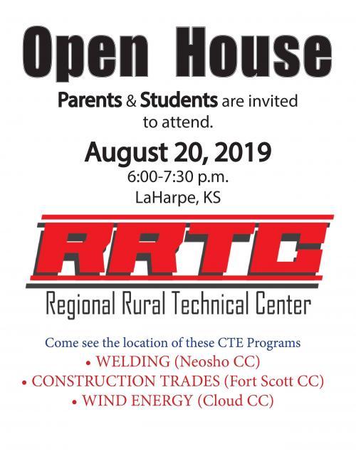 RRTC Open House